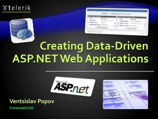 Creating Data-Driven ASP.NET Web Applications