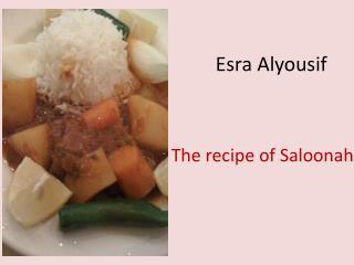 Esra Alyousif