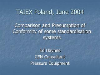 TAIEX Poland, June 2004