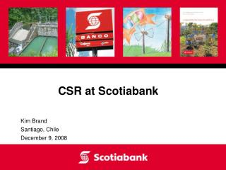 CSR at Scotiabank