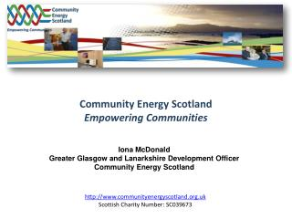 Community Energy Scotland Empowering Communities