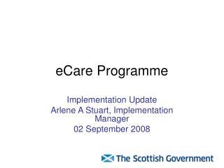 eCare Programme