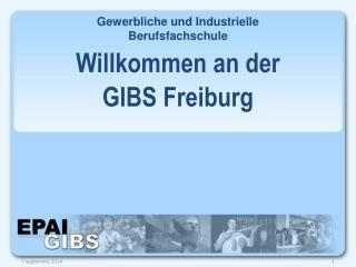 GIBS Freiburg