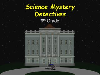 Science Mystery Detectives