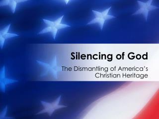 Silencing of God