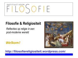 Filosofie & Religiositeit