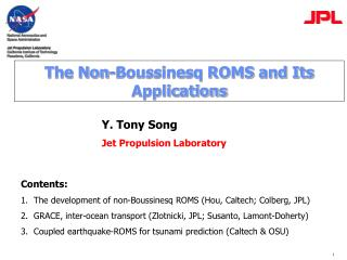 The Non-Boussinesq ROMS and Its Applications