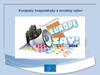 Európsky hospodársky a sociálny výbor