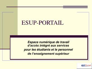 ESUP-PORTAIL