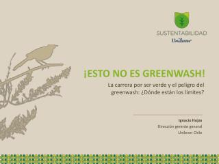 La carrera por ser verde y el peligro del greenwash: ¿Dónde están los límites?