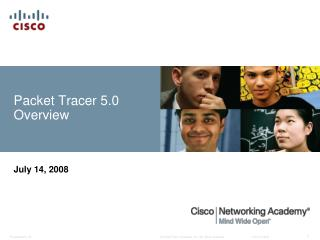 Packet Tracer 5.0 Overview
