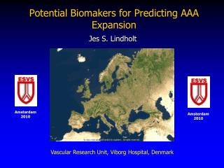 Potential Biomakers for Predicting AAA Expansion