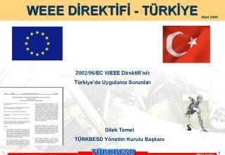 Dilek Temel TÜRKBESD Yönetim Kurulu Başkanı