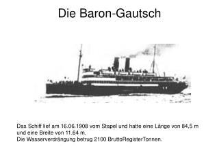Die Baron-Gautsch