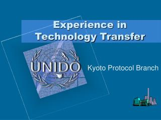 Experience in Technology Transfer