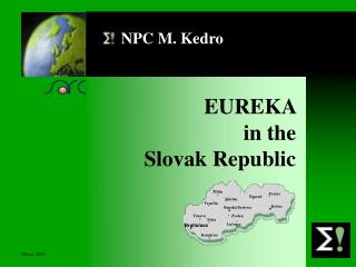 EUREKA  in the  Slovak Republic