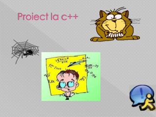 Proiect  la  c++