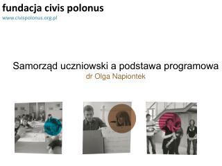 fundacja  civis polonus civispolonus.pl