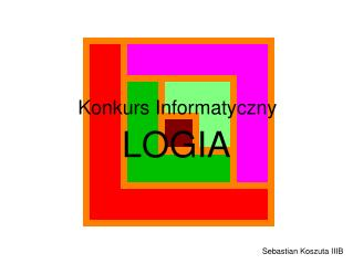 Konkurs Informatyczny