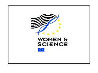"1.		The ""(hi)story"" of Women and 			Science at EU level 2.		What have we achieved?"