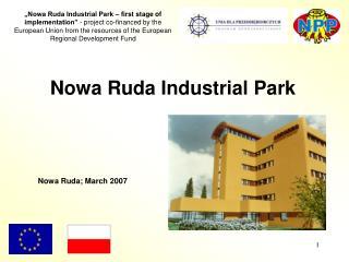 Nowa Ruda Industrial Park