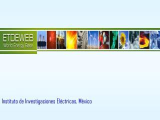Instituto de Investigaciones Eléctricas, México