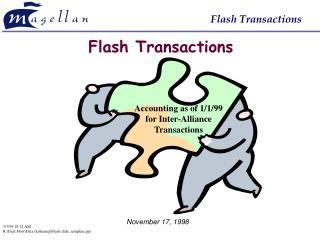 Flash Transactions