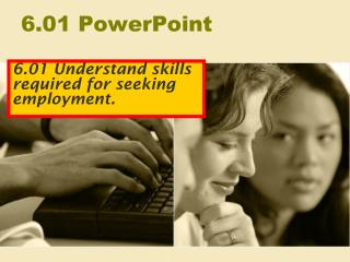 6.01 PowerPoint