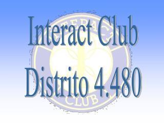 Interact Club Distrito 4.480