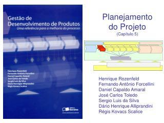 Planejamento do Projeto (Cap�tulo 5)