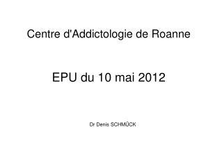 Centre d'Addictologie de Roanne