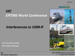 UIC ERTMS World Conference
