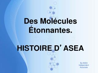 By ASEA Independent Associate