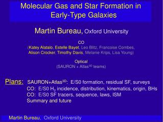 Molecular Gas and Star Formation in Early-Type Galaxies