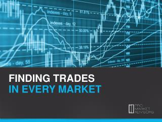 FINDING TRADES