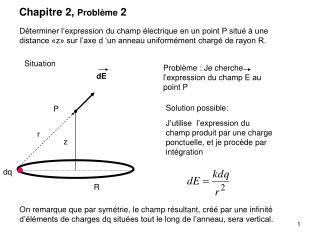 Chapitre 2,  Problème  2