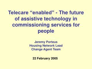 22 February 2005