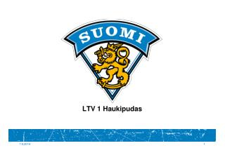 LTV 1 Haukipudas