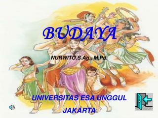 BUDAYA