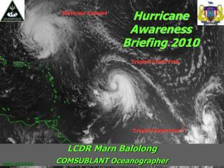2010 Hurricane Awareness Brief 1.7mb