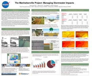 The Manhattanville Project: Managing Stormwater Impacts