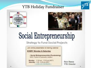YTB Holiday Fundraiser