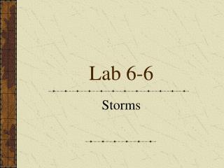 Lab 6-6