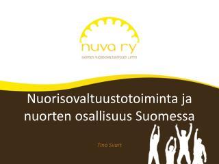 Nuorisovaltuustotoiminta ja nuorten osallisuus Suomessa