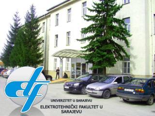 Elektrotehnički Fakultet Sarajevo
