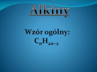 Alkiny