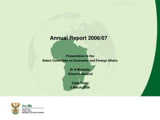 Annual Report 2006/07