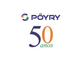 Carlos A. Farinha e Silva Vice Presidente  -  Pöyry Tecnologia 10/12/2008