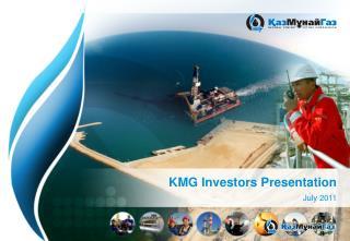 KMG Investors Presentation