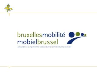 Developing active modes of transport in urban areas. The example of the Brussels' Capital Region
